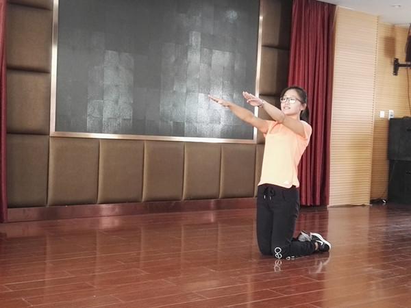 郭艳红老师展示模拟上课