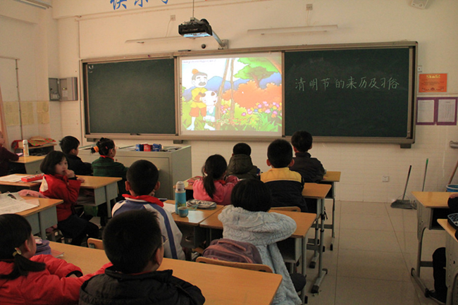 传统文化教育在康平郑东新区教育信息网