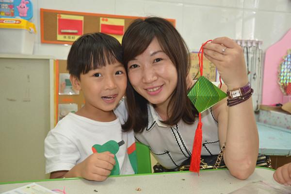 幼儿园端午节亲子活动方案 图片合集图片